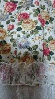 画像3: ◆期間限定30%◆A小花ローズペチコート付きワンピース◆Bローズブーケ柄